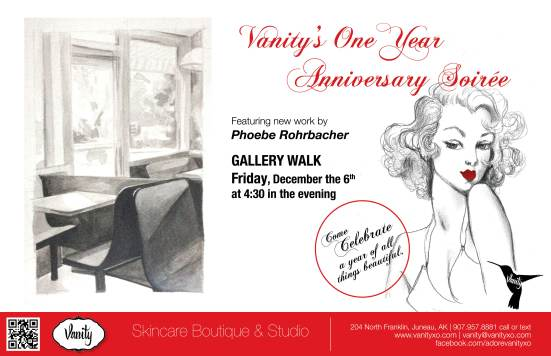 Vanity's One Year Anniversary Soiree!!